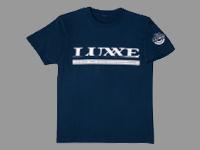 Tシャツ(ラグゼ)【ネイビー】M・L・LL(ご希望のサイズをご記入ください)