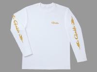 ロングスリーブTシャツ・L【ホワイト】